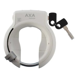 Rahmenschloss AXA Defender mit ART-Gütesiegel (weiß)