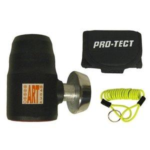 Bremsscheibensschloss von Pro-tect mit ART-4-Gütesiegel