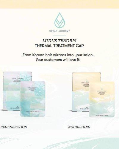 Urban Alchemy Ludus Tenoris Thermal Treatment Cap  - regeneration-