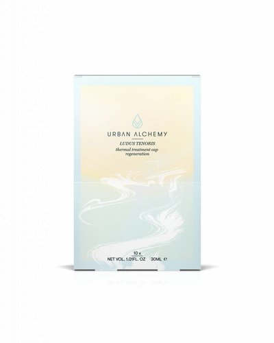 Urban Alchemy Ludus Tenoris Thermische Haarmasker - nourishing