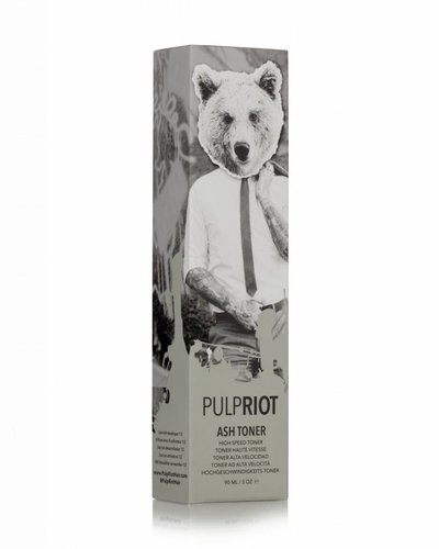 Pulp Riot High-Speed Toner Ash