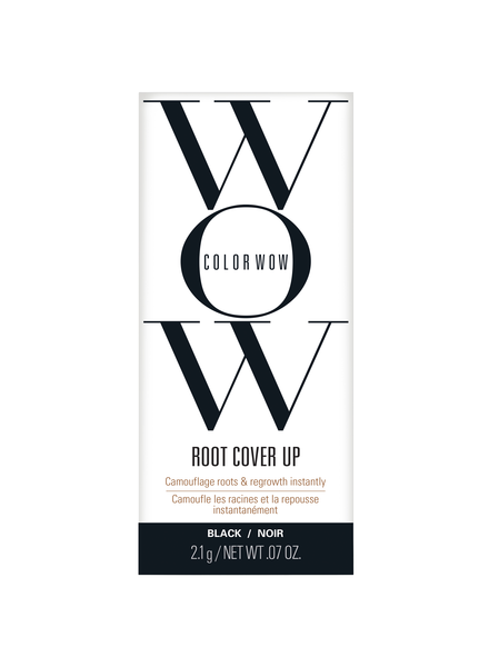 Root Cover Up - Noir