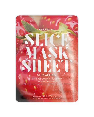 Kocostar Slice Mask Aardbei