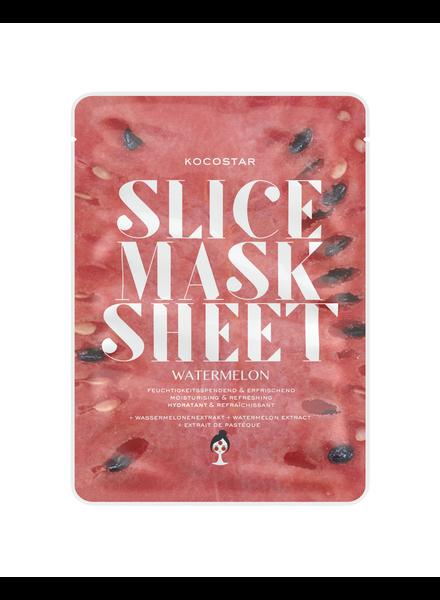 Kocostar Slice Mask Watermelon