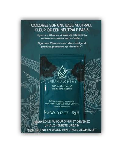 Urban Alchemy OPUS MAGNUM Signature Cleanse Sample 5g