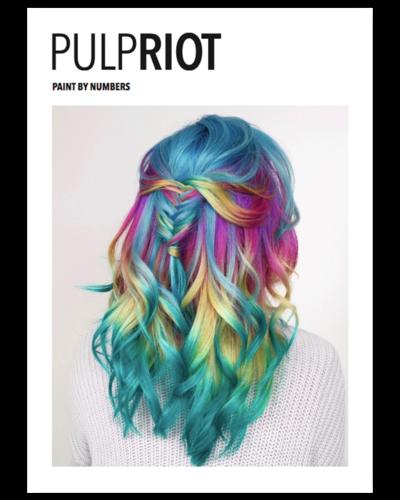 Pulp Riot Swatch Book