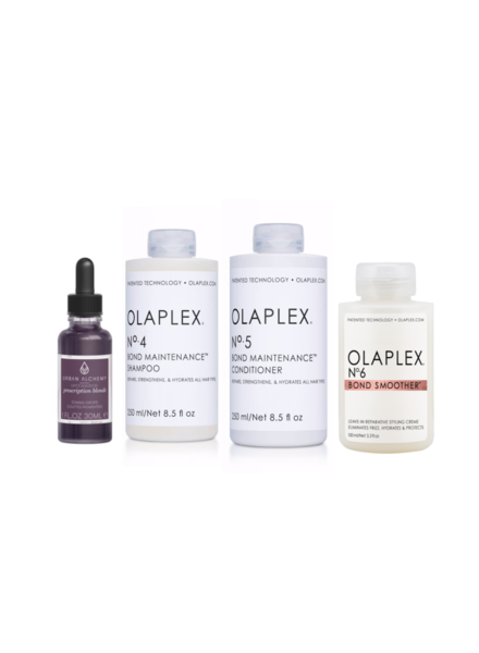 Olaplex®  Create Your After-Summer Blonde