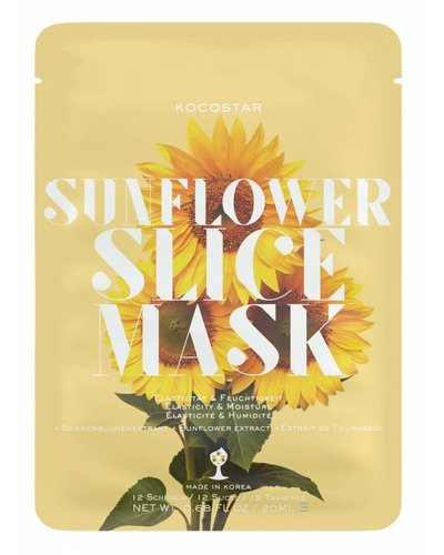 Kocostar Kocostar Sunflower Flower Mask Sheet