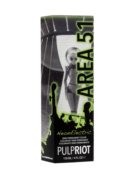 Pulp Riot Pulp Riot Neon Electric Area 51 (Green)