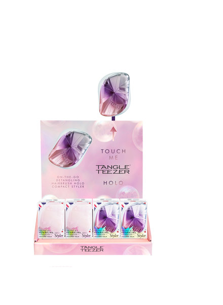 Tangle Teezer Smashed Holo Display
