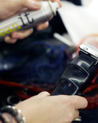 Clean IT Salon Hygiene Solution