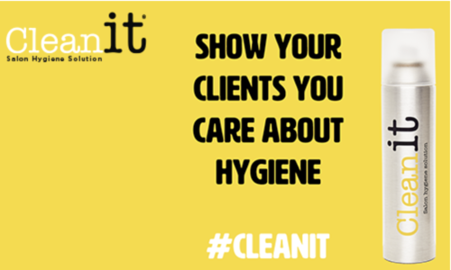 Clean IT Hygiene Solution