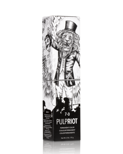 Pulp Riot FACTION 8 NATURAL 7-0