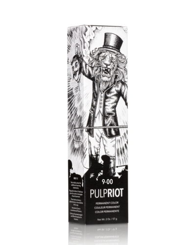 Pulp Riot FACTION 8 NATURAL 9-00