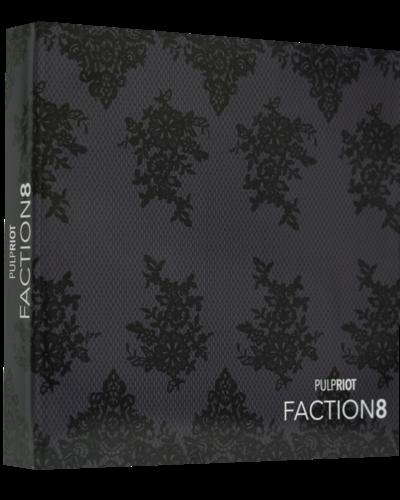 Pulp Riot Pulp Riot - Faction8 Colorbook