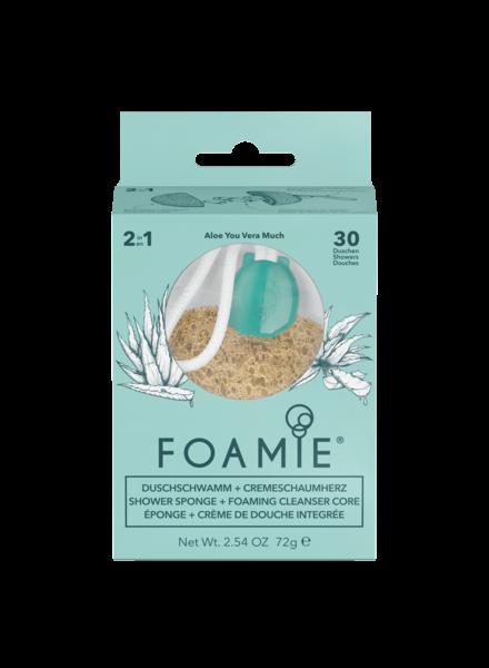 Foamie Sponge - Aloe You Vera Much