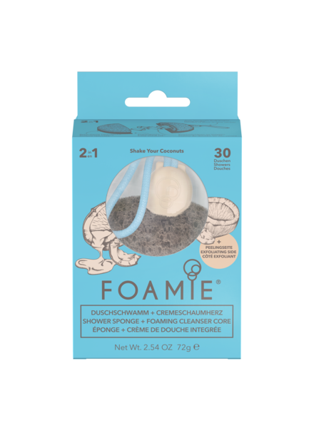 Foamie Sponge - Shake Your Coconuts