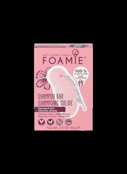 Foamie Shampoing en Barre - Hibiskiss