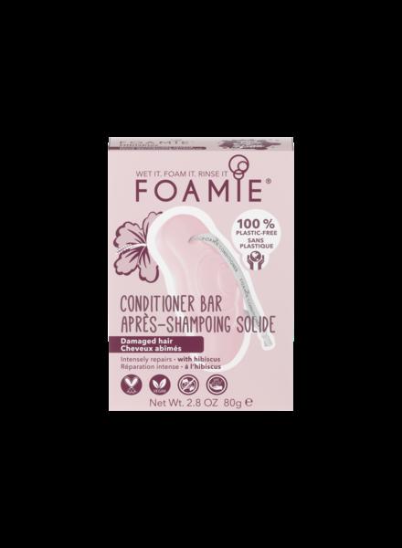 Foamie Conditioner Bar - Hibiskiss