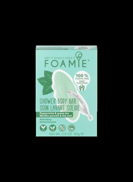 Foamie Body Bar - Mint To Be Fresh