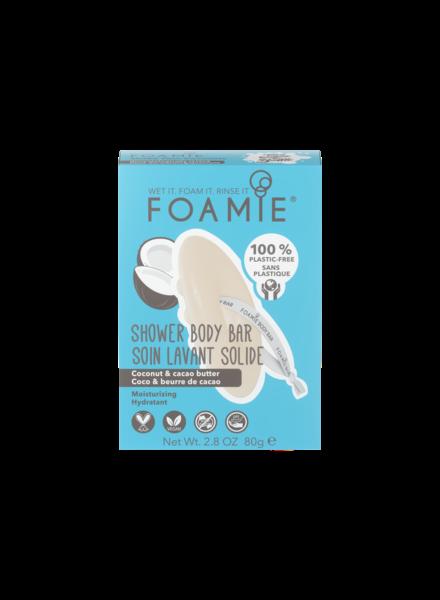 Foamie Body Bar - Shake Your Coconuts