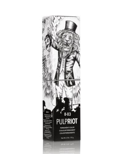 Pulp Riot FACTION 8 NATURAL 8-03