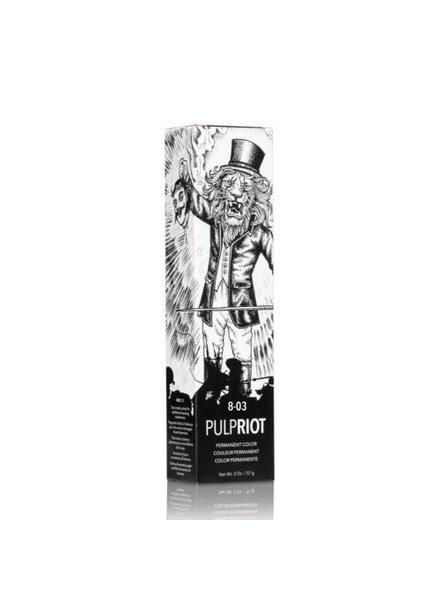 Pulp Riot FACTION 8 NATURAL 8-03