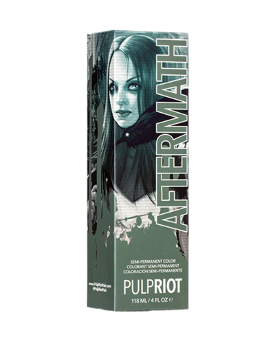 Pulp Riot Raven Collection - Aftermath