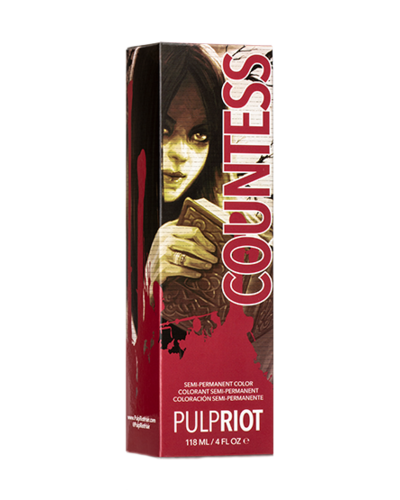 Pulp Riot Raven Collection - Countess