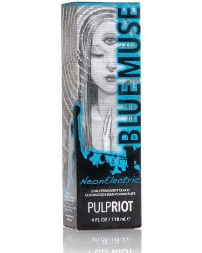 Pulp Riot Pulp Riot Neon Electric Blue Muse (Light Blue)