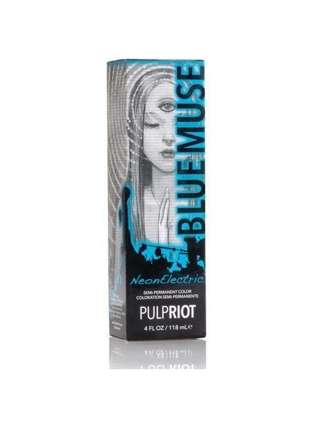 Pulp Riot Pulp Riot Neon Electric Blue Muse (Neon Blue)