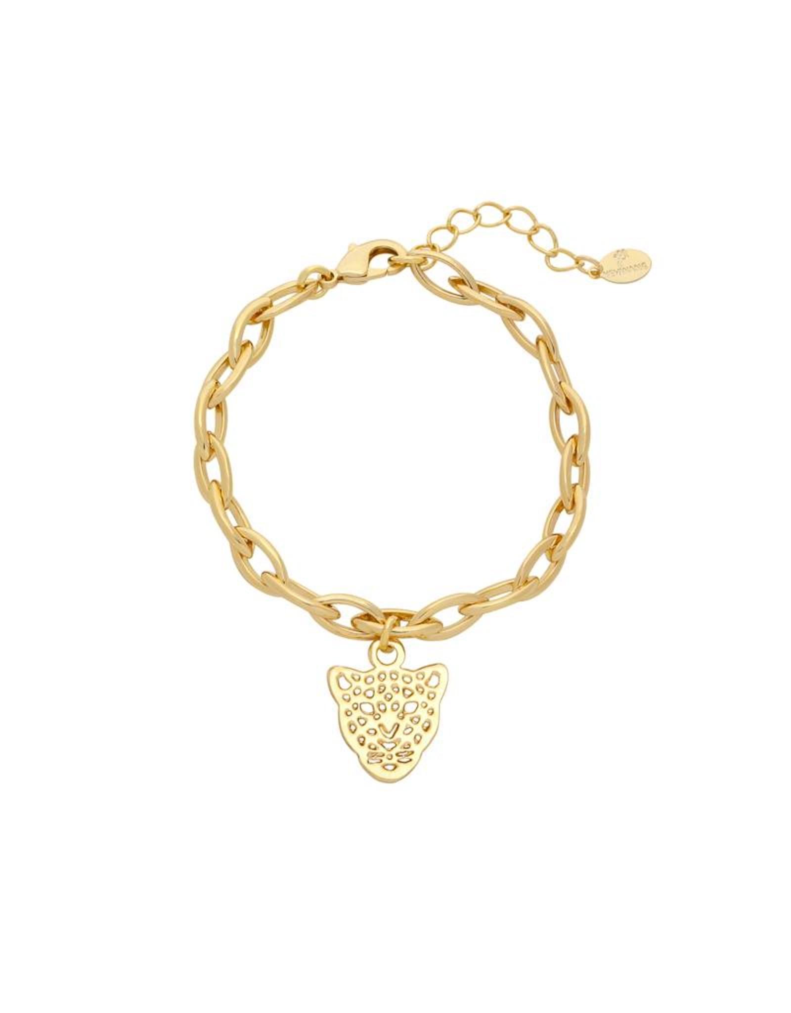 Panther Gold - Bracelet