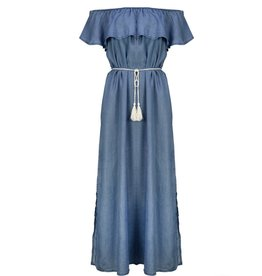 Maxi Dress Denim