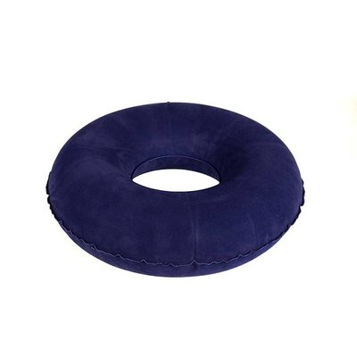 Circle cushion, inflatable