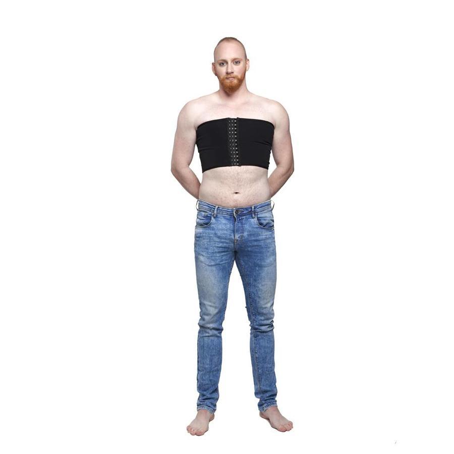Strapless Binder For All FtM Gendervariations