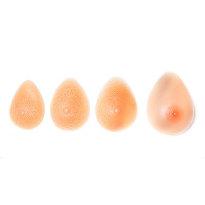 Prothèses mammaires de silicone Ovale