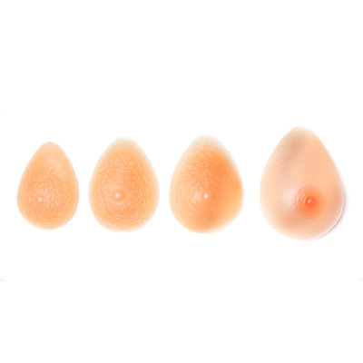 Siliconen borstprotheses Ovaal