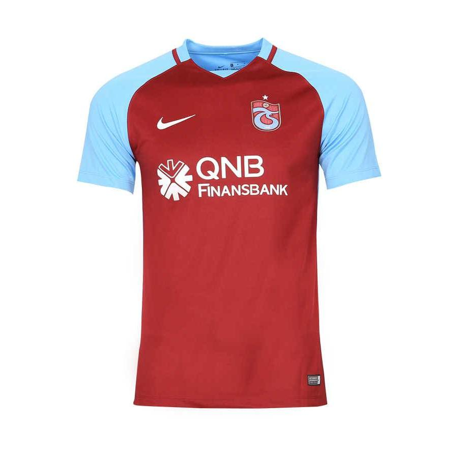 info for 5ef5b baabc Trabzonspor Nike Pieced Football Shirt 17-18