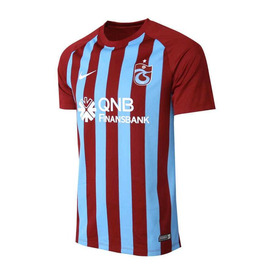offiziell neue Season Repliken Trabzonspor Nike Kinder Gestreift Trikot 17-18