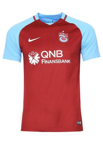 Trabzonspor Nike Kids Pieced Football Shirt 17-18