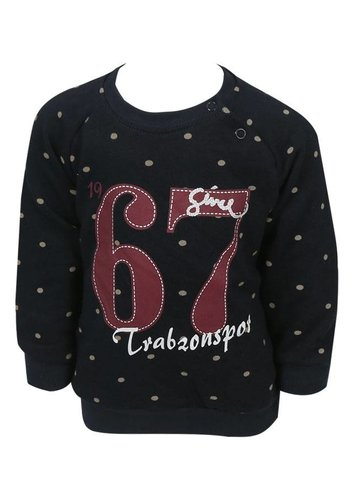 Trabzonspor Marineblauw Sweater