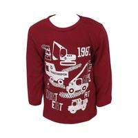 Trabzonspor Bordeauxrot Sweater