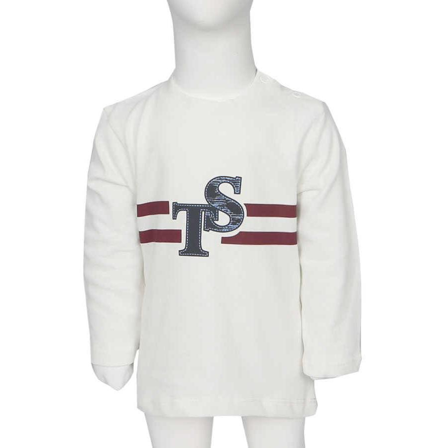 Trabzonspor White Sweater