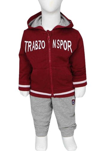 Trabzonspor Burgundy 3 Piece Outfit