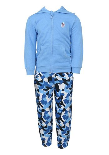 Trabzonspor Blue 2 Piece Outfit
