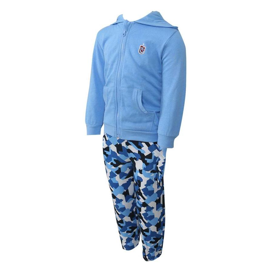 Trabzonspor Blau Outfit 2 St.