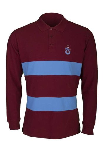 Trabzonspor Burgundy Long Sleeved T-Shirt