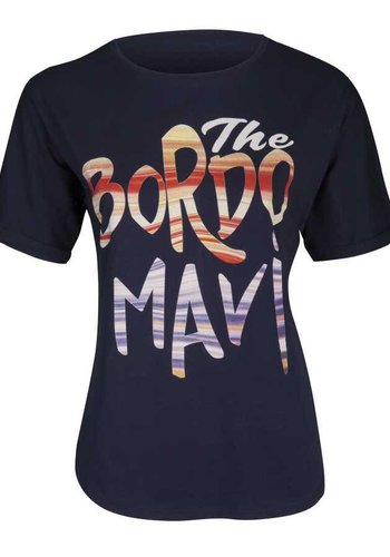 Trabzonspor Marineblau T-Shirt