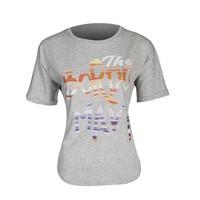 Trabzonspor Grijs-Melange T-Shirt