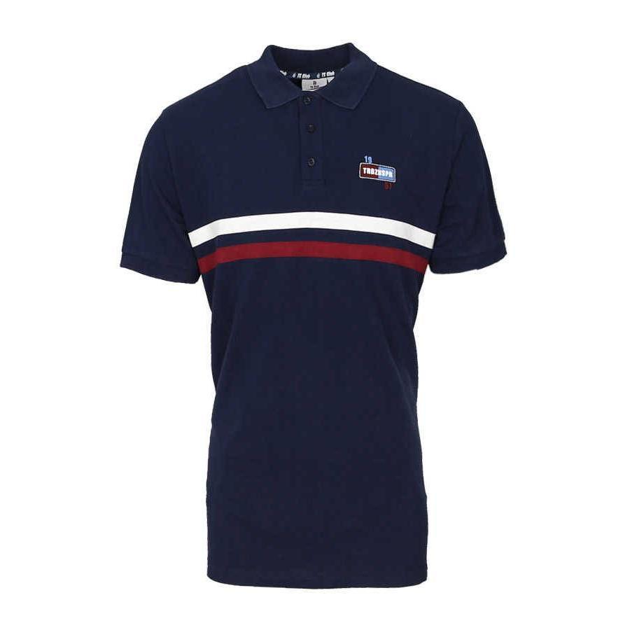 Trabzonspor Navy Blue Polo T-Shirt